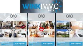 Winkimmo: le moteur de recherche par l'image inspiré des sites de rencontres - © D.R.