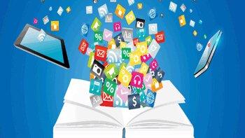 Les cinq chiffres à retenir du digital learning - © D.R.