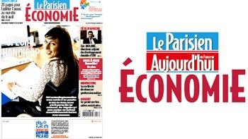 Dossier spécial handicap dans Le Parisien Économie - D.R.