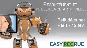Exit les recruteurs, place aux robots? - © D.R.