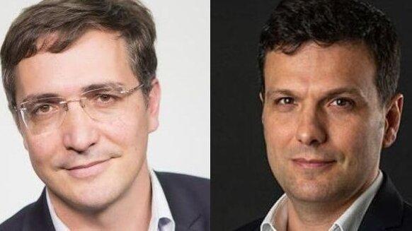 Figaro Classifieds: Pascal Pouquet et Stéphane Anfosso, respectivement président et DG - © D.R.