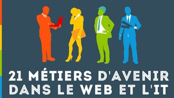 Livre blanc sur les 21 métiers d'avenir dans le web et l'IT - D.R.