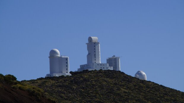 the-observatory-on-teide - © Efraimstochter