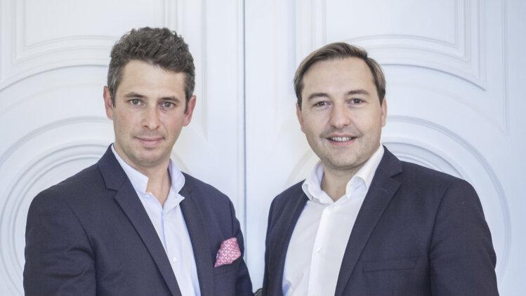 Pierre Vital et Édouard Myon, associés-fondateurs d'ID&AL groupe - DR