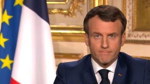 Macron vs Covid-19: «Aucune entreprise ne sera livrée au risque de faillite» - Elysee.fr