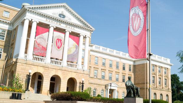 A l'université du Wisconsin-Madison, les tenure tracks se font de plus en plus rares.©Phil Roeder