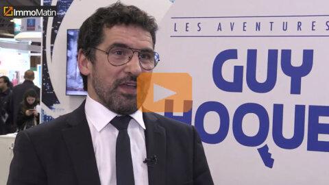 Franchise Expo: 3 min avec Stéphane Fritz, Guy Hoquet - D.R.