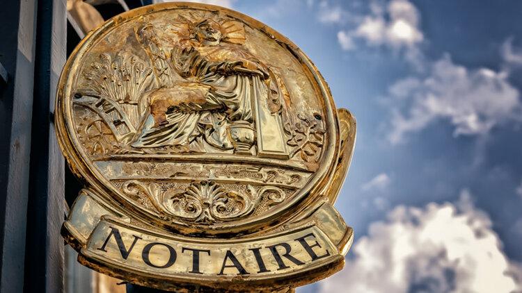 """Les notaires sont-ils """"digital friendly"""" ? - D.R."""