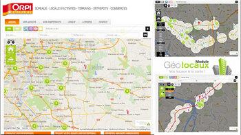 Orpi Entreprises choisit Geolocaux pour diffuser ses annonces - © D.R.