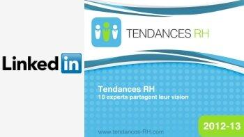 10 tendances RH pour 2013 - © D.R.