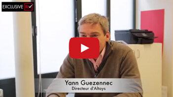 3 min avec Yann Guezennec, Altays - D.R.
