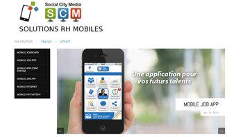 TMP Worldwide rachète l'éditeur de solutions RH mobiles SCM - D.R.