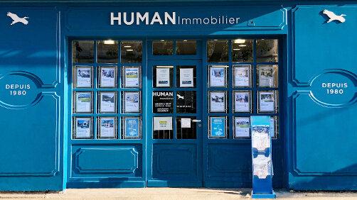 Agence Human Immobilier de Quimper - © D.R.