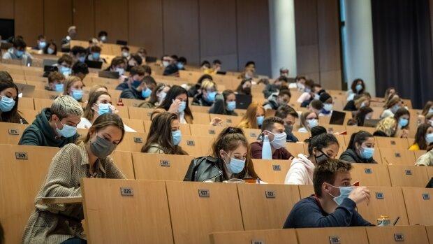 Les étudiants continuent à pouvoir se rendre dans leur établissement une fois par semaine. - © CPU - Université Bretagne Sud