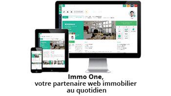 Immo-One: votre partenaire web Immobilier au quotidien - © D.R.