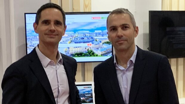 Yann Legros et Cédric Brun, co-fondateurs de la plateforme d'intermédiation - © D.R.