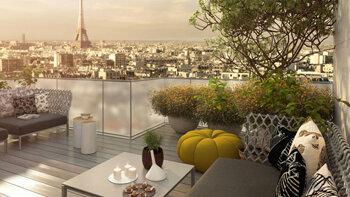 «L'effet Macron» dope l'immobilier de luxe français - © D.R.