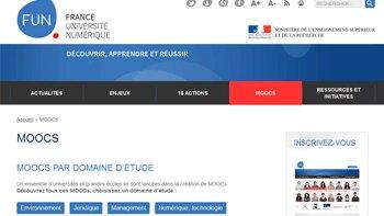 Les MOOC prennent de l'ampleur en France - D.R.