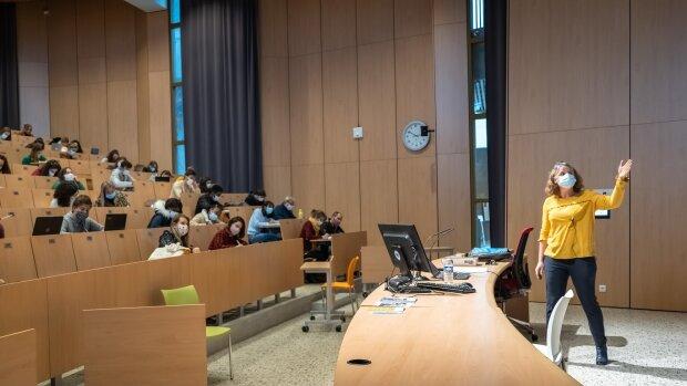 La LPR prévoit la suppression de la qualification pour les maîtres de conférence. - © Conférence des présidents d'université - Université Bretagne Sud
