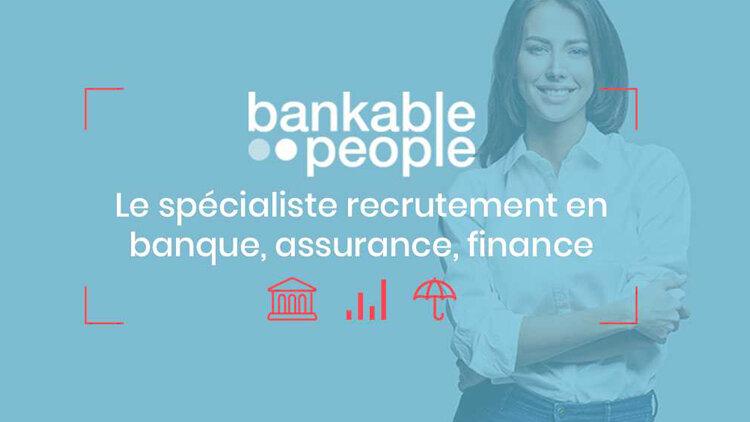 """Ergalis lance le jobboard """"Bankable"""" - D.R."""