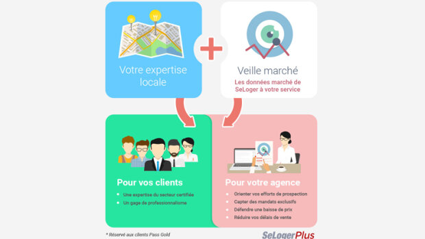 Veille marché: SeLoger innove avec une solution de données de marché locales pour les agents immobi - © D.R.
