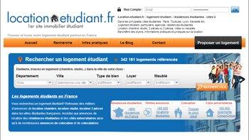 Location-etudiant.fr: l'unique site d'annonces étudiantes ouvert aux agences - D.R.