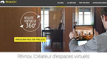 Rhinov: une offre prometteuse qui démocratise la réalité virtuelle dans l'immobilier ancien - © D.R.