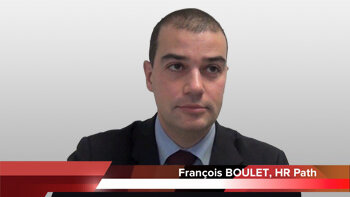 4 min 30 avec François Boulet, directeur associé, HR Path - D.R.