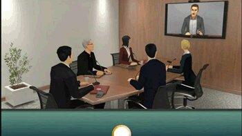 Accenture dynamise son processus de recrutement avec un serious game - D.R.