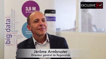 Vidéo: RegionsJob fait l'acquisition d'un ATS - D.R.