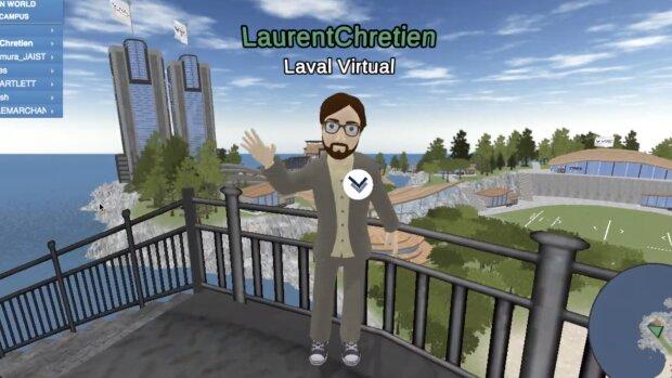 Campus virtuel, portes-ouvertes: Laval Virtual, le facilitateur de VR qui séduit le sup'