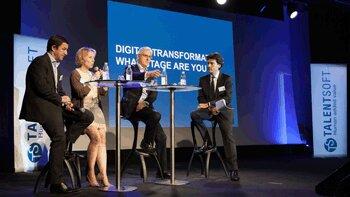 300 décideurs RH réunis à la conférence utilisateurs de Talentsoft - © D.R.