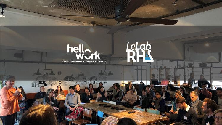 HelloWork signe un partenariat avec le Lab RH - D.R.