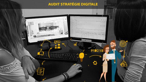 5 points à ne pas négliger pour réussir l'audit de sa stratégie digitale