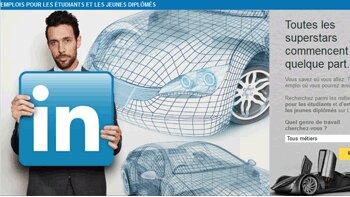 Six astuces pour recruter des jeunes diplômés sur LinkedIn - © D.R.