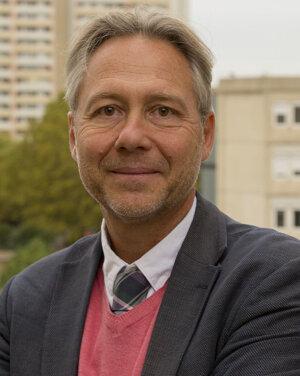 Eric Leonel s'implique progressivement dans les actions en faveur de la professionnalisation dès 2006 - © D.R.