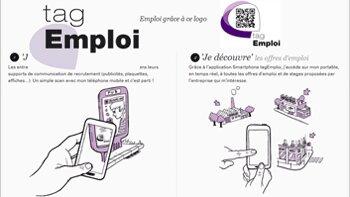tagEmploi: une application mobile pour les recruteurs - © D.R.