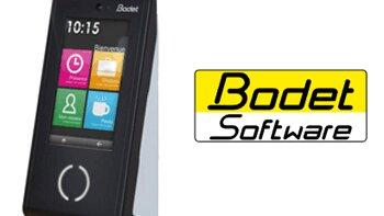 Bodet Software dévoile une badgeuse dernière génération - © D.R.