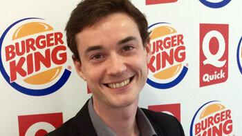 «Visiotalent nous permet de répondre à un objectif d'intégration à 7 jours», Simon Dormois, Burger K