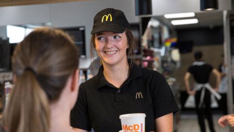 Exit le CV! Pour recruter, McDonald's mise sur les soft skills - D.R.