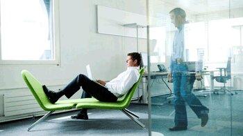 Le niveau d'engagement des salariés dépend… de leurs collègues ! - D.R.