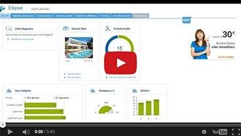 Publi-vidéo: Ellipse, outil de tracking et de calcul du ROI de la multidiffusion d'annonces immobilières - D.R.