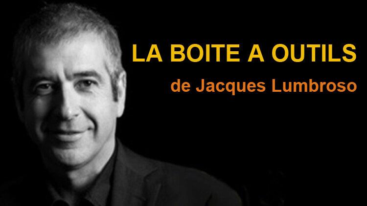 """""""La boîte à outils"""" de Jacques Lumbroso : demandez le programme - D.R."""