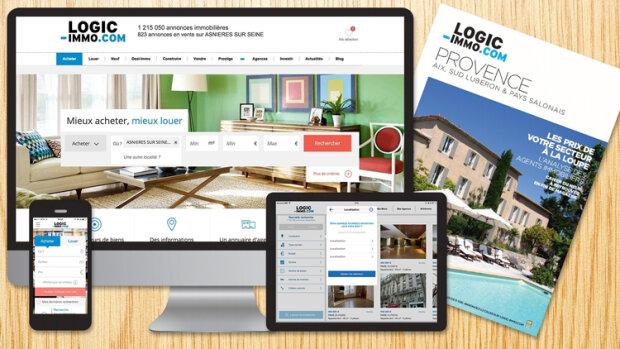 Logic-Immo.com poursuit sa stratégie d'innovation sur le Mobile - © D.R.