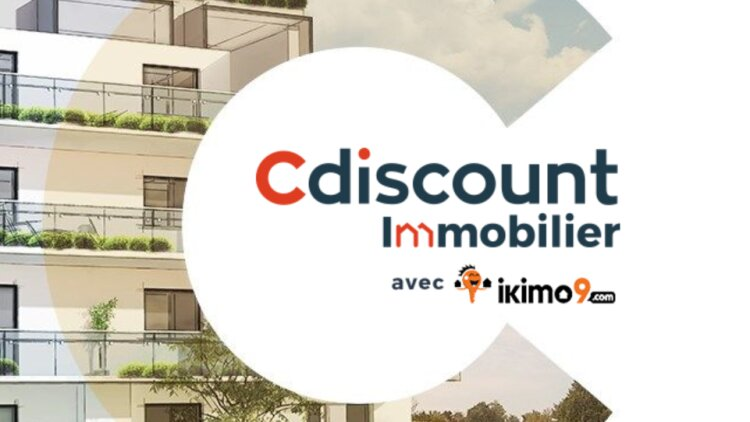 Cdiscount et Ikimo9 lancent Cdiscount Immobilier - DR