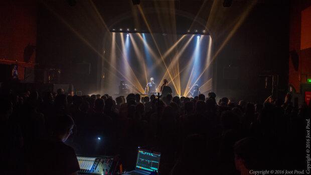Jeanne Added en concert à la SMAC 07. - © Joot Prod.