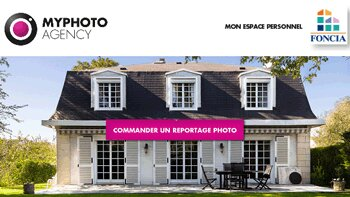 La photo professionnelle: nouvelle arme de la stratégie commerciale de Foncia - © D.R.