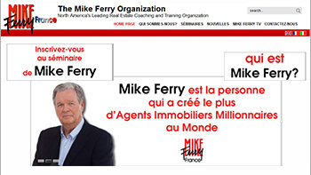 Où se former aux méthodes Mike Ferry? - © D.R.