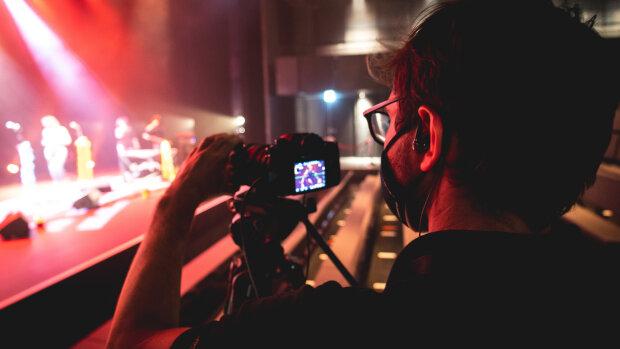 Grenouilles Productions peuvent assurer jusqu'à 3 captations simultanément. - © Antoine Ollier