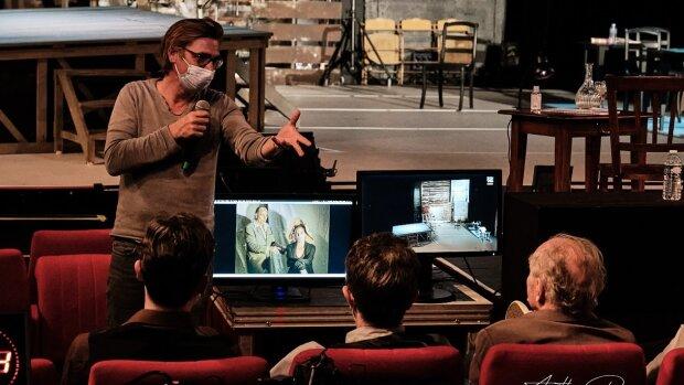 Le Théâtre de la Ville a formé ses équipes pour être autonome sur la production audiovisuelle - © Agathe Poupeney